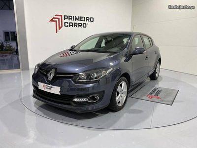 usado Renault Mégane 1.5 dCi Dynamique GPS 110cv