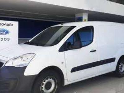 usado Peugeot Partner Gasóleo
