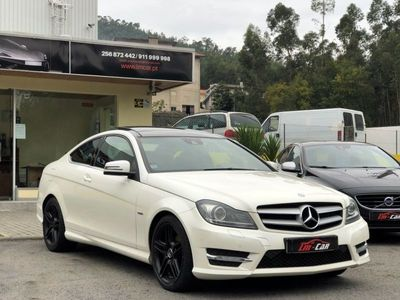 usado Mercedes C220 Coupe Pack AMG