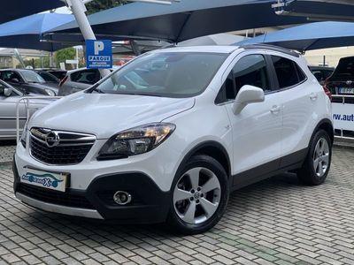 gebraucht Opel Mokka 1.4 TURBO COSMO