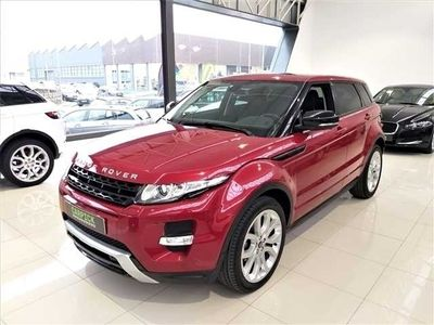 gebraucht Land Rover Range Rover evoque 2.2 eD4 Dynamic