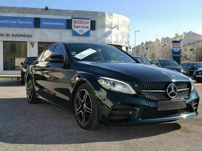 usado Mercedes C180 cdi AMG Auto