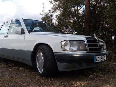 usado Mercedes 190 2.0 d frizos largos