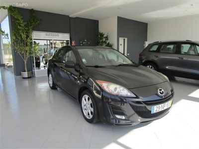 used Mazda 3 MZ-CD 1.6 exclusive