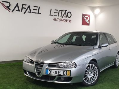 gebraucht Alfa Romeo 156 Sportwagon 1.9 JTD / NACIONAL
