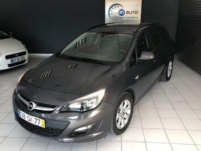 gebraucht Opel Astra Sports Tourer 1.6Cdti Cosmo