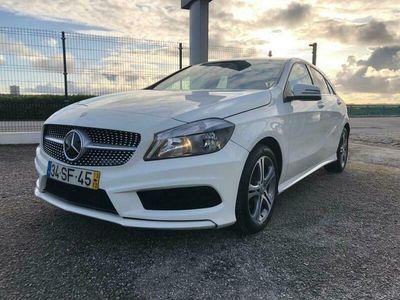 usado Mercedes A180 CDI AMG