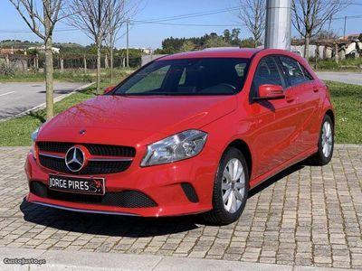 brugt Mercedes A160 CDI URBAN - NACIONAL