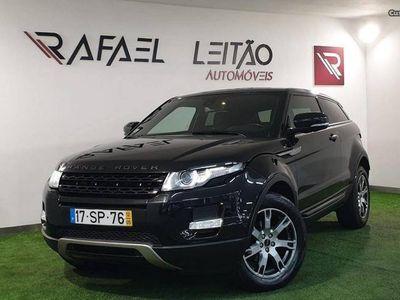 usado Land Rover Range Rover evoque COUPE 2.2 D / 4x4