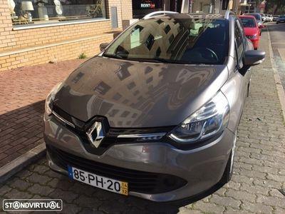 brugt Renault Clio sport tourer 1.5 dci dinamic gps
