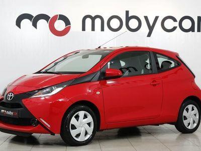 usado Toyota Aygo 1.0 VVT-I X-PLAY