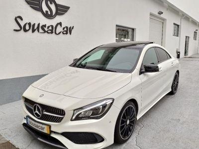 usado Mercedes CLA220 d AMG Line Aut.