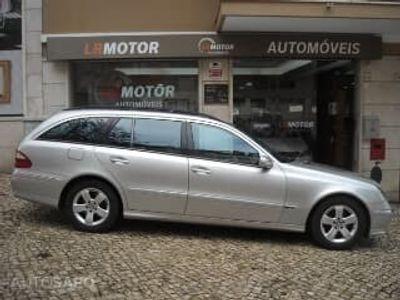 usado Mercedes E270 ClasseCDi Avantgarde (177cv) (5p)