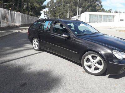 usado Mercedes C270 w203