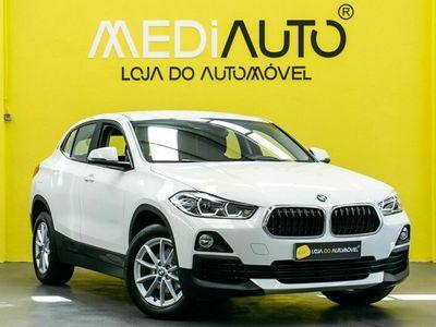 usado BMW X2 16d sDrive