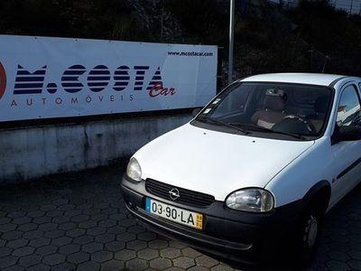usado Opel Corsa B VAN 1.7 D