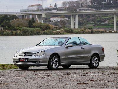 usado Mercedes CLK200 Avantgarde GPL