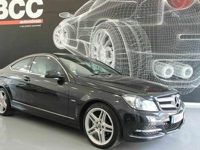 usado Mercedes C220 CDI AMG NAC.