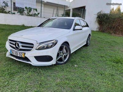 usado Mercedes C250 204 cv bi-turbo amg1