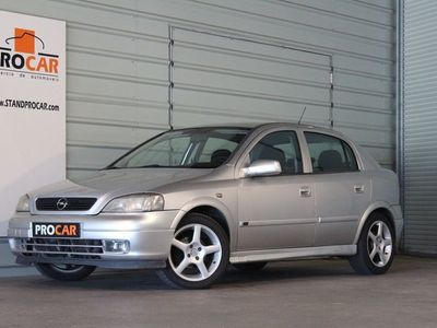 usado Opel Astra 1.7 DLT Club