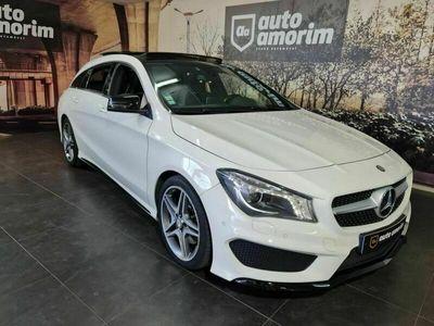 usado Mercedes CLA220 CDi AMG Line Aut.111g