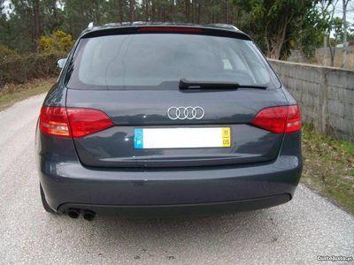 usado Audi A4 2.0 TDI 140cv avant - 11