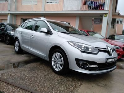 usado Renault Mégane Break 1.5 DCI Limited