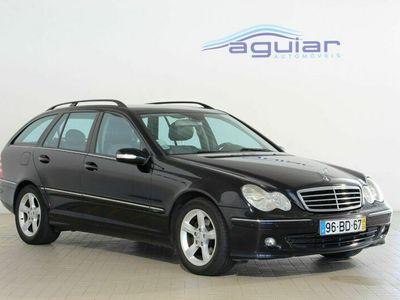 usado Mercedes C220 CDi Avantgarde - Auto.