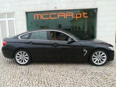 usado BMW 418 Gran Coupé Modern Aut. Nacional