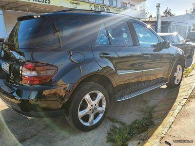 usado Mercedes ML320 Caixa automática