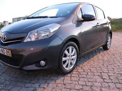brugt Toyota Yaris 1.0 Vvti Nacional