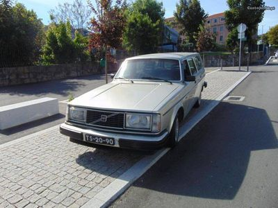 usado Volvo 245 D6 diesel 5 lug.