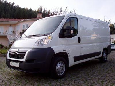 usado Citroën Jumper 2.2 HDi 30 L2H1