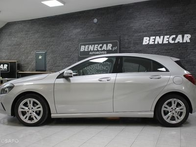 usado Mercedes A180 Classe ACDi Urban Fleet Pack Aut.