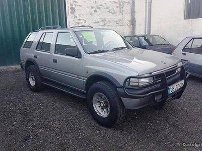 usado Opel Frontera 2.8 TDI