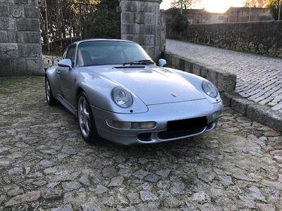 usado Porsche 911 Carrera 4S 993 3.6Turbo Look