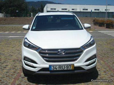 usado Hyundai Tucson TLE