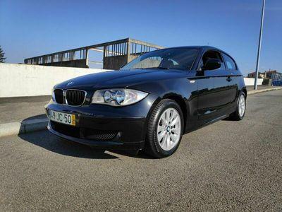usado BMW 116 Line Nacional