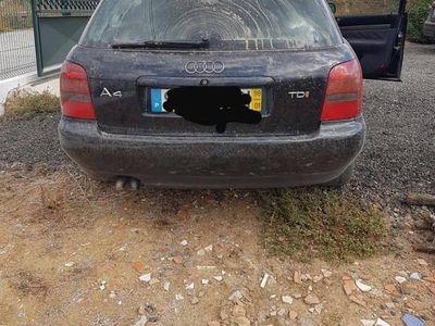 usado Audi A4 110cv afn