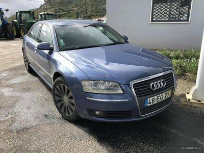 usado Audi A8 4,2 v8 diesel