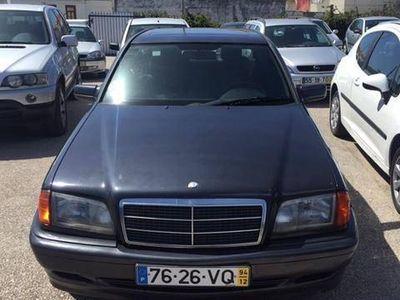 usado Mercedes C250 D 113CV