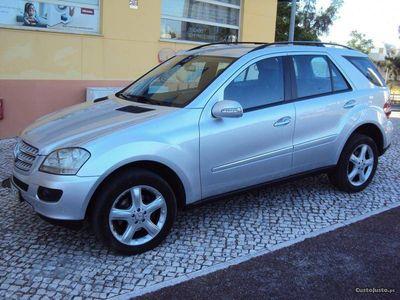 usado Mercedes ML320 225cv