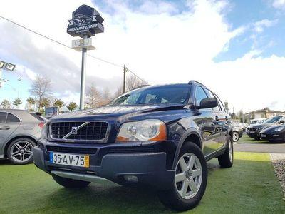 usado Volvo XC90 D5 7Lg 185Cv
