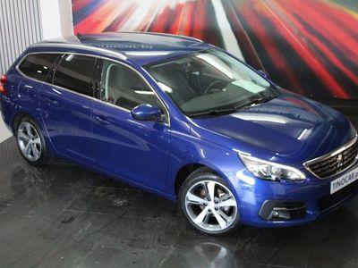 usado Peugeot 308 SW 1.5 BlueHDi Allure | GPS | CÂMERA