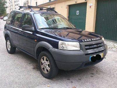 usado Land Rover Freelander td4