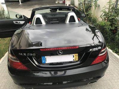 usado Mercedes SLK250 AMG