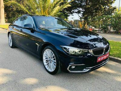 usado BMW 420 Gran Coupé d Line Luxury Auto