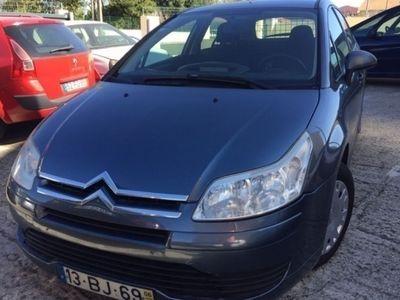 usado Citroën C4 van 1.6 hdi 90