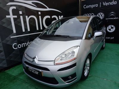 usado Citroën C4 Picasso EXCLUSIVE NACIONAL