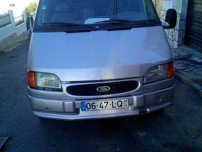brugt Ford Transit 2.5tourbo